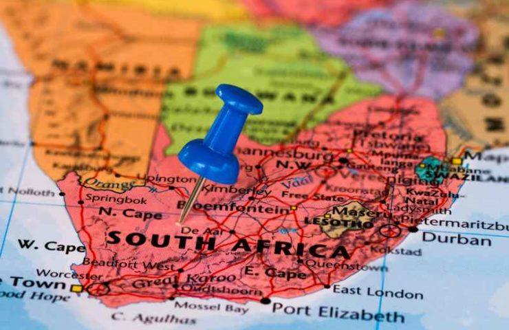 Язык ЮАР