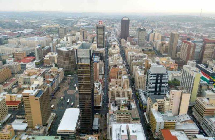 Города ЮАР
