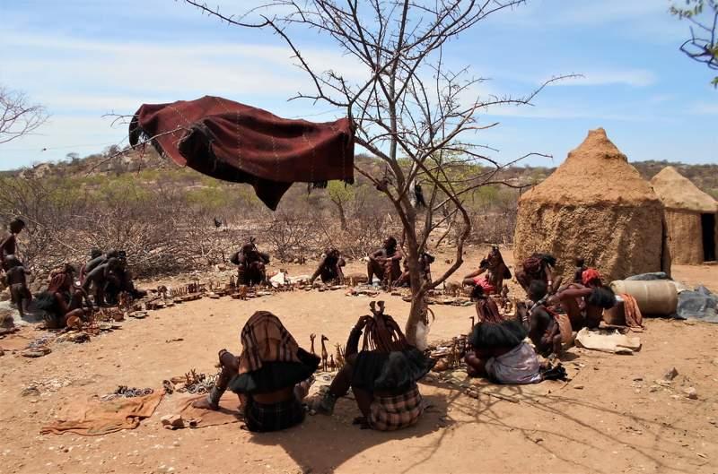 Население Намибии