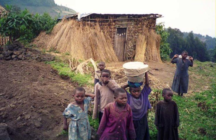 Население Руанды