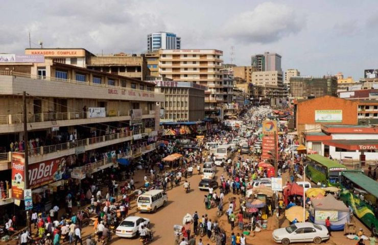 Население Уганды