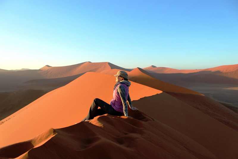 Виза в Намибию